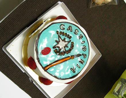 ケーキ屋さんで(2008/03/08)