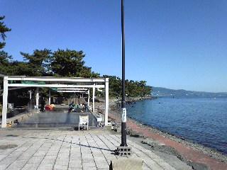 別府海浜砂湯(2009/03/15)