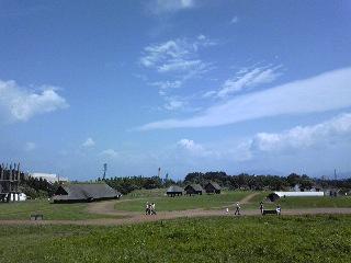 青森にて(2009/08/21)