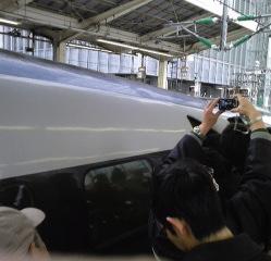 のぞみ29号(2010/02/28)