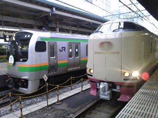 帰京(2010/03/01)