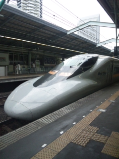 ひかりレールスター(2011/08/18)