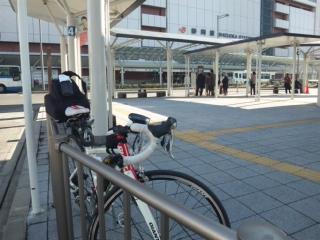 ロングライド〜静岡駅