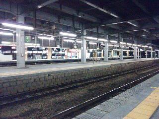 E6系新幹線出発式に向けて(2013/0<br>  3/16)