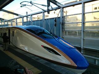 E7系グランクラス(2014/03/15)